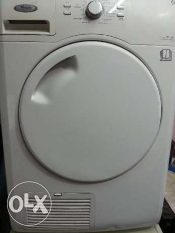 Dryer machine ( Whirlpool )