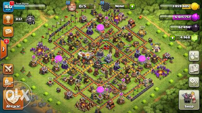 coc th 11 for sale