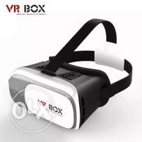 VR box all mobile 3D with remote