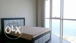 Modern apartment with panoramic sea view in Shaab, KD 1250.