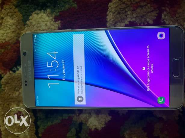 Samsung Galaxy note 5 32 gb
