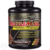Muscle Maxx - High Energy + Muscle Building Whey Protein - 5 lbs