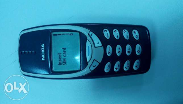 Old mobile 3310 working for sale