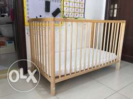 Ikea Baby Bed cot