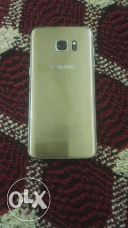Galaxy s7edg gold