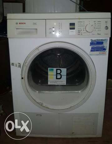 Bosch Dryer for sale