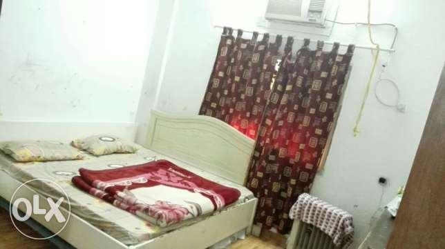 1BHK with spacious furnished vacation flat for three months.