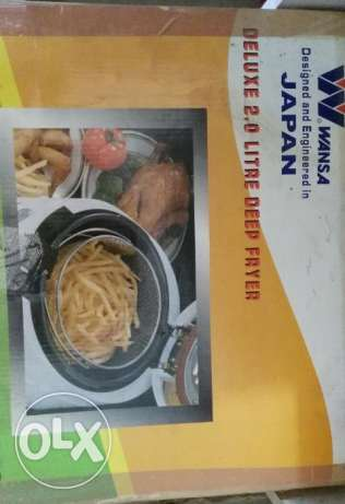 Deep fryer  Urgent selling