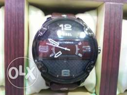 Latest Branded bronze and black DIESEL watch for men