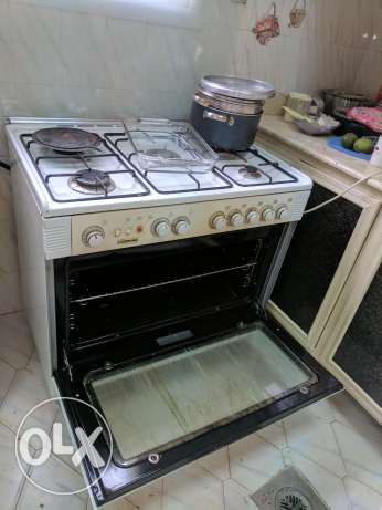La germania 5 burner cooker