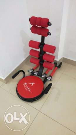Lazy machine for exercise . sale...