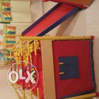 Tent Bunk bed from cilek