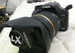 Canon 450D with Tamron B005 lens