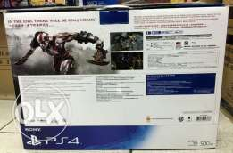PS4 PlayStation 4 God OF WAR III