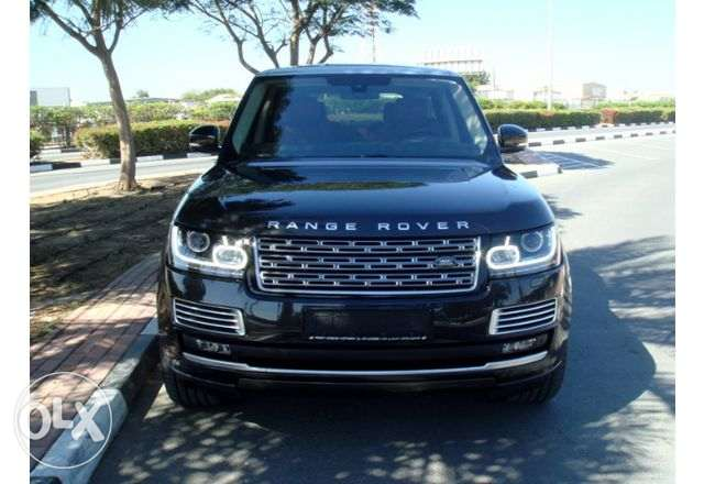 2016 Range Rover Supercharged Autobiography Vogue