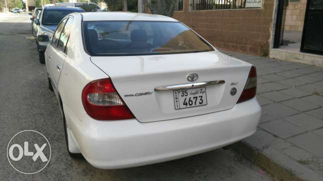 I want sale my used car tayota camry