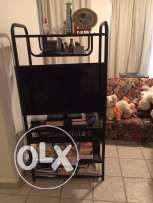 Tv and stand only for 75kd