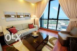 1 Bedroom fully furnished apartment in Jabriya Kd 550