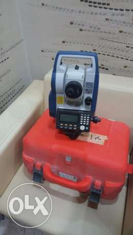 GPS total station