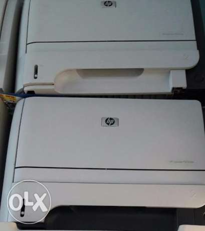 Used lasejet printer