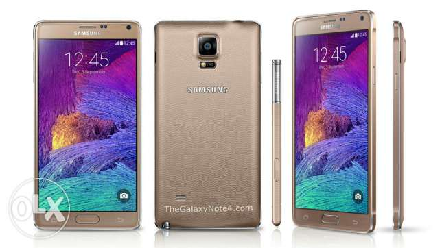 Samsung Galaxy Note 4 سلوى -  1