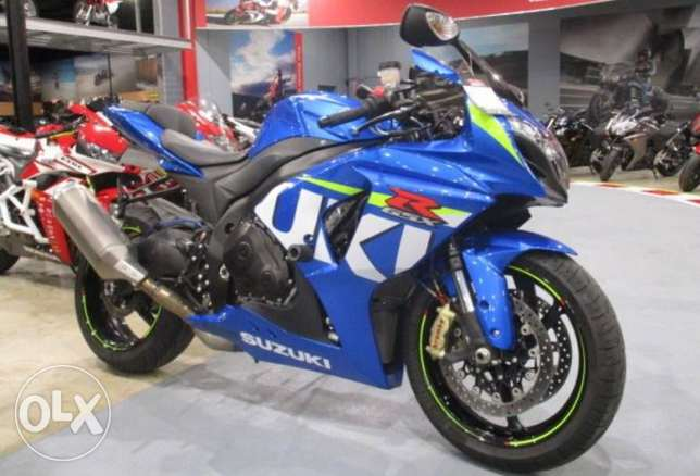 2015 Suzuki GSX-R1000 very good ride