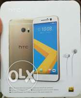 Brand New HTC M10 Gold color 32gb