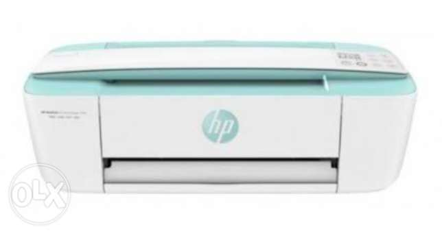 HP All-in-One Printer – White (new/unboxed)