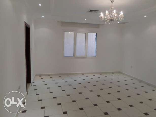 Beautiful and bright private villa with garden for rent in salwa.