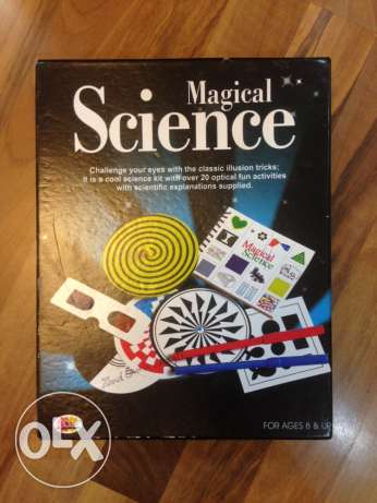 Magical Science box set
