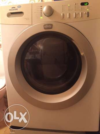 fridigaire washing machine