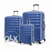 New 2 american tourister lightweight suitcases-30kwd