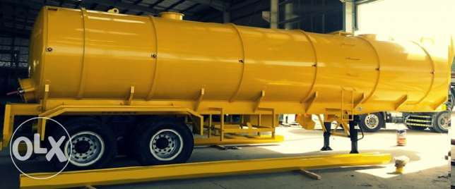 brand new majari tanker for sale