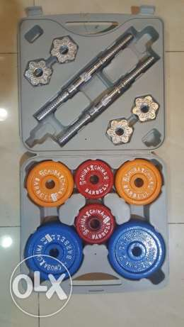 Gym equipment - Dumbbels kits for Sales