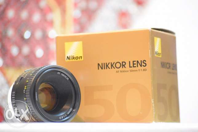 Nikon 50mm Lens for sale Hurry Up!