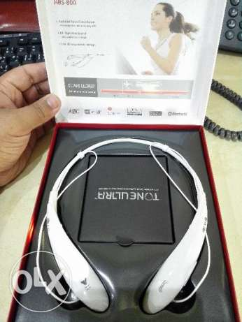 HBS 800 Bluetooth Headset - NEW