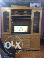 TV cabinet for sale 20kd very good condition
