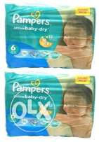Offer: Pampers size 6 for sell