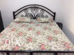 Cot and Mattress for SALE!!