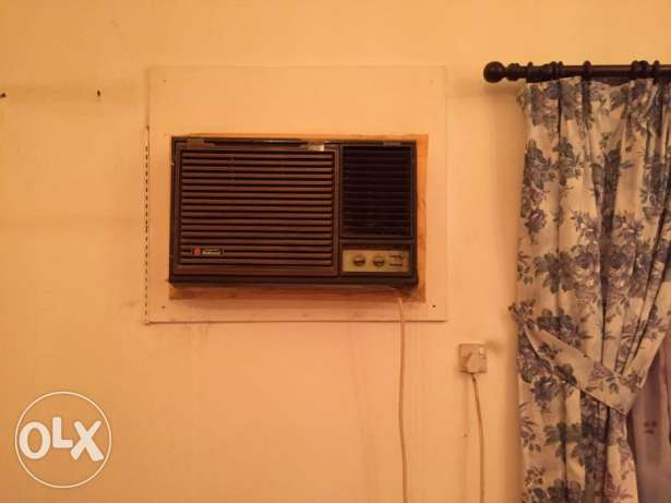 two Window AC 30 KD each