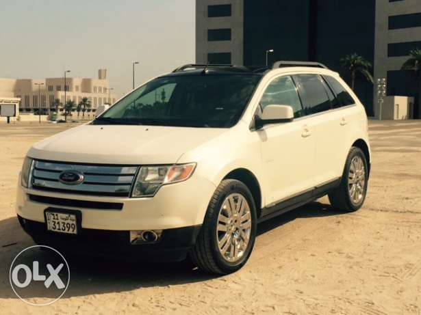 Ford Edge 2008 Panoramic Sunroof and Leather Seats