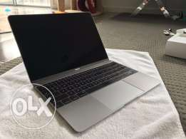 "Macbook Pro retinal 12"" 512GB Space grey mint condition"