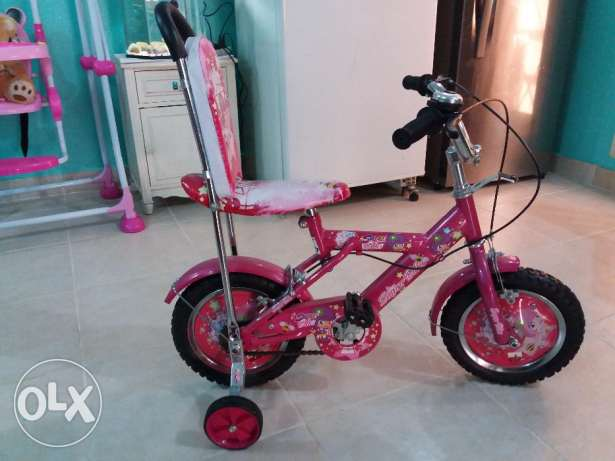 I have to sale my baby bicycle its new 2 months used only
