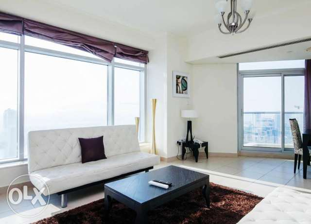 Luxury sea view apartment for rent in Shaab , K 1450