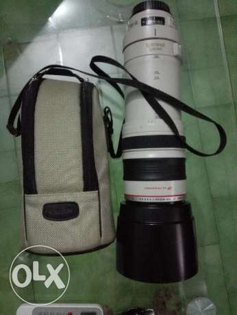 Canon 7D body (still in waranty ) + canon 100-400mm f/4.5-5.6l is usm,
