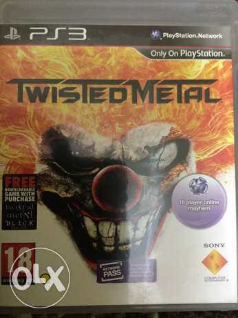 PlayStation 3 Twisted/Metal