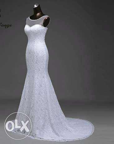 New Beautiful Wedding Dress