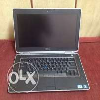 الحق اقوى لابتوب dell latititude e6420 بحاله ممتاز