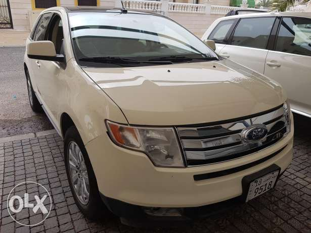 Ford Edge Limited 2008 excellent conditions