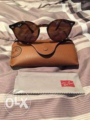 Ray Ban round tortoise sunglasses for KD.25 only